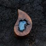 Wisior Drewniany - PAPA Timber
