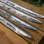 Docinanie metalowych kątowników