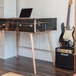 Upcycled Designer Desk