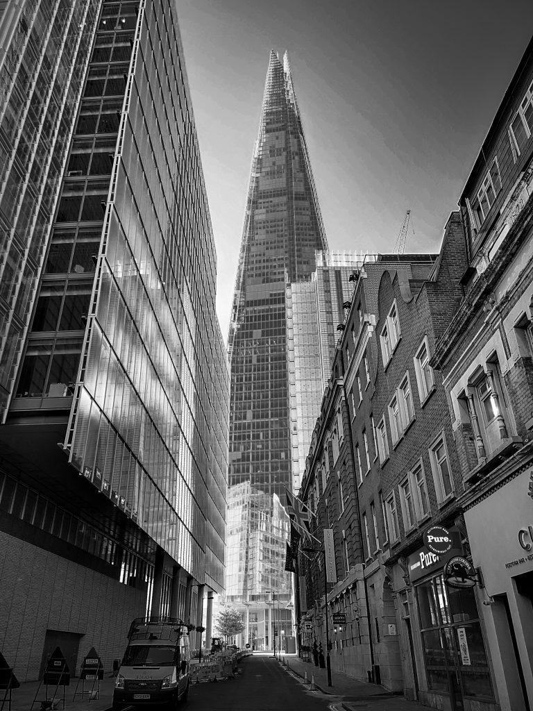 Londyn The Shard